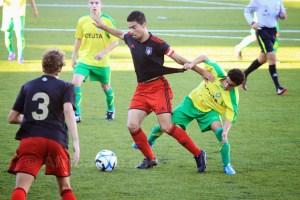 El Goyu empieza la segunda vuelta en el Alfonso Murube enfrentándose al Huelva Atlético