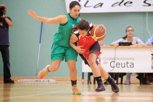 El UB Ceuta vuelve a competir después de tres semanas sin jugar