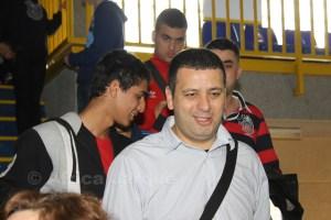 Reduan Fadel valora positivamente la participación de su equipo en la Copa Andalucía A