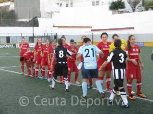 La UD Carmelitas perdió ante el Olivenza-Badajoz el último partido disputado en el José Benoliel