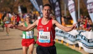El atleta español de origen marroquí asegura que ha aprendido a competir