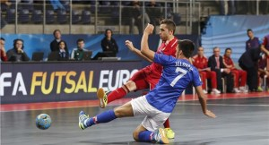 Sorprendente empate de España ante Croacia en el debut en el Europeo. Foto: RFEF C.Rubio