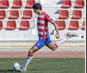 Said Sbihi es un producto de la cantera del CD Puerto que empezó la temporada con su equipo cadete