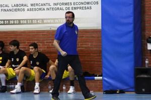 Juanma Delgado destaca el buen momento que atraviesa su equipo