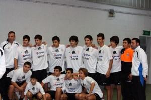 El Ceutí sumó un punto ante el BM. Ciudad de Algeciras 'B' en un partido igualado y emocionante