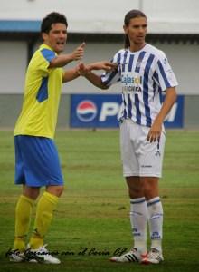 El ex central de la AD Ceuta Aurelio Suárez es alta en el Coria CF