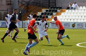 El Ceuta, tras vencer al Cabecense y a la UB Lebrijana, volverá a jugar en casa el próximo domingo