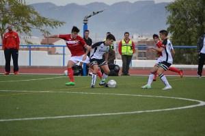 La selección sub'16 cerró su participación en el Nacional con un meritorio empate ante Navarra