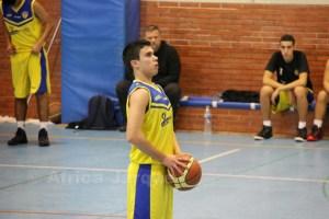 Edu Lucena lideró el ataque del Juventud con 20 puntos