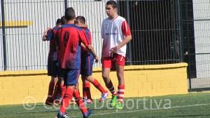 Los portuarios golearon a su próximo rival en el José Benoliel