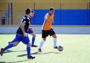 La Regional Preferente sigue dominada por Ceuta CF Base y AD Ceuta FC 'B'