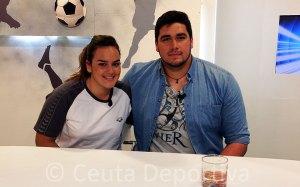 Los jóvenes waterpolistas del CN Caballa, en la televisión pública de Ceuta