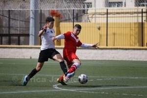 La UD Carmelitas completa el póker de equipos que disputarán las 'semis' de la Copa Federación juvenil