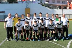 El Ceutí, campeón de la Liga cadete, pasa las 'semis' de la Copa Federación como primer clasificado de la 1ª fase