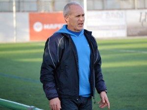 Rafael Carrillo 'Falete', nuevo entrenador de la UB Lebrijana