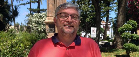 Agustín Atencia seguirá al frente de la Federación de Pádel de Ceuta