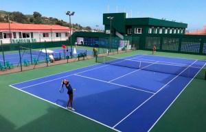 Los partidos de tenis en la modalidad de dobles estarán permitidos a partir de este lunes