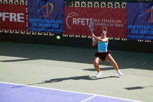 Olga Parres se quedó en semifinales en Béjar