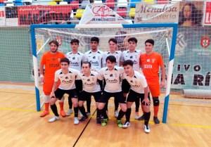 Formación del Deportivo UA Ceutí, este sábado en el 'Guillermo Molina'