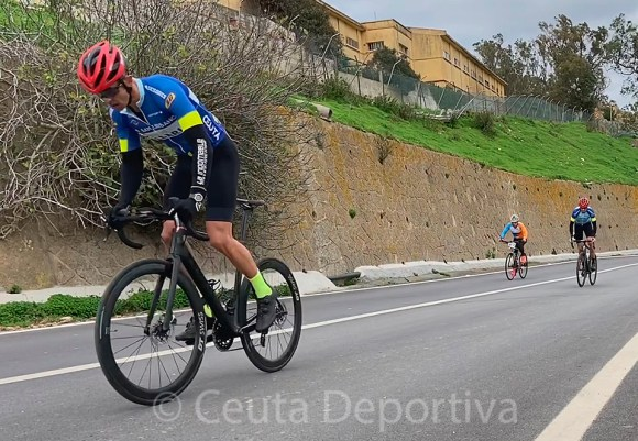 Sergio Guzmán Soto ha sido el vencedor de la prueba