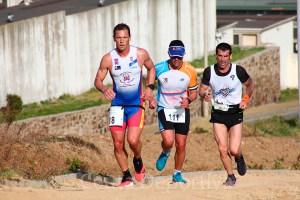 Imagen del Campeonato de Ceuta de Cross del pasado año en Santa Catalina