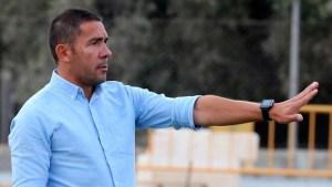 Juan Carlos Gómez, entrenador del Xerez CD