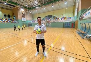 Rubén cree que el Ceutí es tan favorito como cualquiera de los cuatro equipos de 'play off'