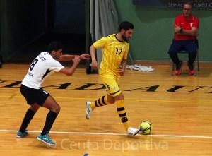 El Betis Futsal - Ceutí también queda aplazado