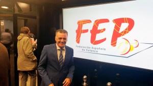 Antonio León, presidente de la Federación de Petanca de Ceuta, ya ha anunciado que volverá a solicitar el Nacional Juvenil para 2021