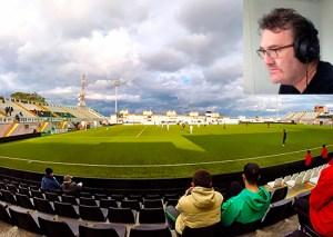 El recuerdo de Juanma Navas estará siempre presente en el estadio Alfonso Murube
