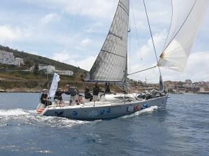 El 'Ceuta Sí' ha ganado las tres ediciones celebradas de la Regata Intercontinental Marbella - Ceuta