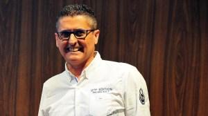 García Gaona estará otros cuatro años al frente de la Federación de Fútbol de Ceuta
