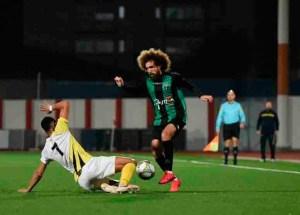 El ex del Ceuta Willy juega en el Europa FC, que entrena Rafael Escobar
