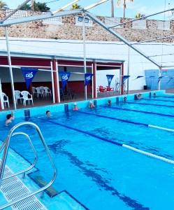 Waterpolistas, este martes en la piscina del CN Caballa