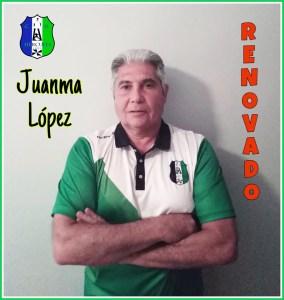 Así ha anunciado el Hércules la renovación de Juanma