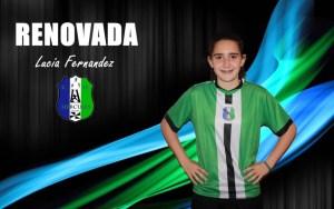 Lucía Hérnandez jugará en el CD Hércules por quinta temporada consecutiva