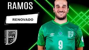 Dani Ramos volverá a jugar en Primera con el UMA Antequera