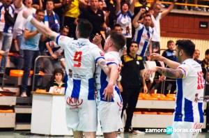 El Atlético Benavente, víctima del Ceutí en el anterior play off, repite en la lucha por una plaza en Segunda