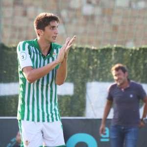 El Betis Deportivo, reforzado con Edgar, ha sentenciado en la primera parte