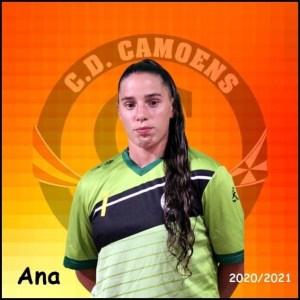 Ana Guerrero, nuevo fichaje del Camoens