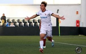 Cristo fue el máaximo goleador del Ceuta la pasada temporada