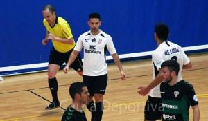 Juanfran se incorpora al futsal italiano tras rescindir su contrato con la UA Ceutí