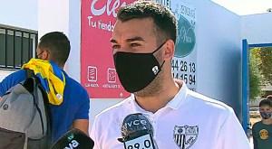 Lázaro Canto, entrenador del Conil CF
