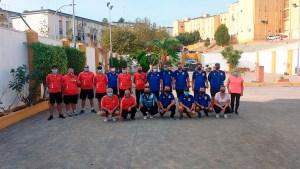 Zurrón y Norte de África se clasificaron para la Liga Nacional de Clubes en la previa del mes de septiembre