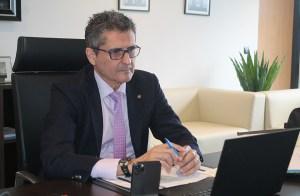 Antonio García Gaona, presidente de la FCCE
