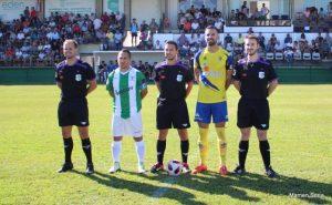 Tejado Gutiérrez pitará por segunda vez al Ceuta