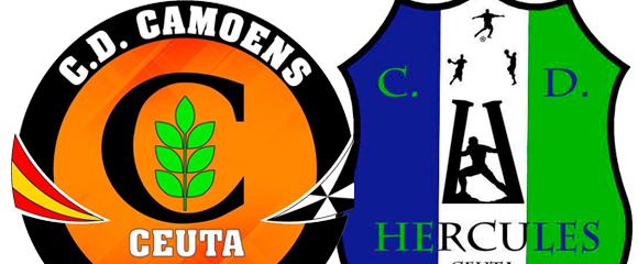 Camoens y Hércules se miden por primera vez en categoría nacional