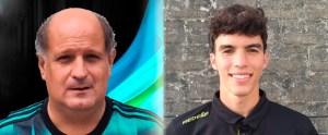 Ricardo Navarro y Haron Ahmed, fichajes del Sporting de Ceuta