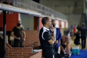 José Juan cree que su equipo no tiene motivos para que le afecte la ansiedad