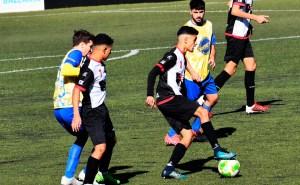 El Sporting no ha tenido su día ante el Peña Rociera